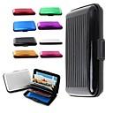 preiswerte Bürobedarf-deluxe aluma fall brieftasche kreditkarteninhaber schützen rfid-scannen metall ramdon farbe