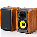 cheap Speakers-Bluetooth 4.0 3.5mm Brown