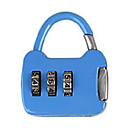 cheap Dial Locks-Other Zinc Alloy Password Padlock 3 Digit Password Notebook Small Password Lock Mini Bag Lock Metal Suitcase Box Bag Dail Lock Password Lock