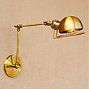 cheap Wall Stickers-Vintage / Country Swing Arm Lights Metal Wall Light 110-120V / 220-240V 40W
