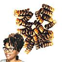 baratos Tranças de Cabelo-Cabelo para Trançar Clássico Extensões de Cabelo Natural 100% cabelo kanekalon 20 raízes / pacote Tranças de cabelo Diário