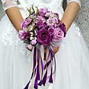 "cheap Women's Boots-Wedding Flowers Bouquets Wedding Polyester 9.84""(Approx.25cm)"