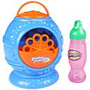 baratos Brinquedo de Água-Bolha de Sabão / Máquina de curvatura elétrica / Estourar bolhas Portátil / Elétrico Plásticos 1 pcs Peças Crianças Dom
