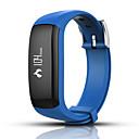 preiswerte Smartuhren-Smart-Armband P6 für iOS / Android Verbrannte Kalorien / Touchscreen / Wasserdicht / Übungs Tabelle / Distanz Messung Schrittzähler / Anruferinnerung / Schlaf-Tracker / Sedentary Erinnerung / Wecker