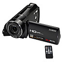 cheap Mini Camcorders-Andoer®HDV-V7 1080P Full HD Digital Video Camera Camcorder Max. 24 Mega Pixels 16 Digital Zoom with 3.0 Rotatable LCD Screen Support Face Detection