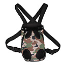cheap Dog Travel Essentials-Cat Dog Carrier & Travel Backpack Front Backpack Pet Carrier Adjustable / Retractable Portable Fashion Camouflage Color