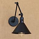 cheap Wall Sconces-LED / Country / Retro Swing Arm Lights Metal Wall Light 110-120V / 220-240V 60W