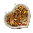 cheap Music Boxes-Music Box Heart Romantic Dancing Furnishing Articles Rotating Kid's Adults Kids Gift Unisex