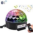 cheap USB Flash Drives-YouOKLight YK2227 Bluetooth Stage Lights 6 Color 5 Mode RGB LED  Sound Activated Strobe Effect Light with Remote Control MP3 AC 85-265V 1pcs