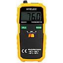 billige Temperaturmåleinstrumenter-hyelec ms6501 stor lcd skjerm digitalt termometer k type termotermometro med data hold / logging