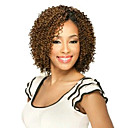 levne Copánky-Copánkové vlasy Těsné kudrny Kudrnaté copánky 100% kanekalon vlasy vlasy copánky 100% kanekalon vlasy / V jednom balení jsou 3 kusy. Běžně 5-6 balení stačí na plnou hlavu.