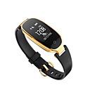 baratos Capas, Bolsas e Correias-Pulseira inteligente S3 para iOS / Android Monitor de Batimento Cardíaco / Calorias Queimadas / Impermeável / Tora de Exercicio / Pedômetros Podômetro / Aviso de Chamada / Monitor de Sono / Lembrete