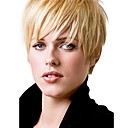 cheap Human Hair Capless Wigs-Human Hair Capless Wigs Human Hair Straight Machine Made Wig