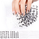 cheap Nail Stickers-24 pcs Other Fashion Daily