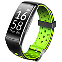 cheap Smartwatches-Smart Bracelet Smartwatch for iOS / Android / IPhone Heart Rate Monitor / Long Standby / Water Resistant / Water Proof / Distance Tracking / Pedometers Timer / Stopwatch / Pedometer / Call Reminder