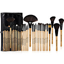 preiswerte Make-up-Pinsel-Sets-32pcs Makeup Bürsten Professional Bürsten-Satz- Nylon Pinsel / Künstliches Haar / Andere Antibakteriell Große Pinsel / Mittelgroße Pinsel / Kleine Pinsel