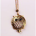 cheap Necklaces-Women's Pendant Necklace - Owl, Animal Gold Necklace For Wedding, Party, Birthday / Graduation / Gift / Daily