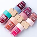 baratos lip stain-Acessórios para Maquiagem Brilho labial Molhado Gloss Colorido Clássico Maquiagem Cosmético Diário Artigos para Banho & Tosa