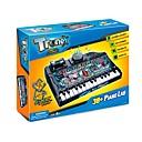 abordables Juegos de Mesa-Piano / Juguete Educativo Piano Manualidades ABS Unisex Juventud Regalo