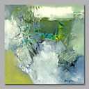 cheap Abstract Paintings-Oil Painting Hand Painted - Abstract Artistic Stretched Canvas