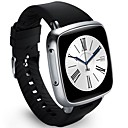 cheap Smartwatches-Smartwatch YYZ01PLUS for Android iOS 3G 2G GPS Sports Waterproof Heart Rate Monitor Touch Screen Pulse Tracker Stopwatch Alarm Clock Chronograph / Long Standby / Hands-Free Calls / 1GB / Camera