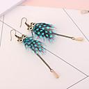 cheap Earrings-Women's Tassel Drop Earrings - Owl Fashion Orange / Rose / Blue For Casual