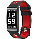 baratos Smartwatches-Pulseira inteligente HM68 para iOS / Android Monitor de Batimento Cardíaco / Medição de Pressão Sanguínea / Calorias Queimadas / Suspensão Longa / Tela de toque Pulso Rastreador / Podômetro / Aviso