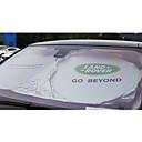 olcso Függőlámpák-Autóipari Autós napellenzők Autós varrók Kompatibilitás Land Rover Discovery Freelander Evoque Discovery Sport Range Rover Műanyag