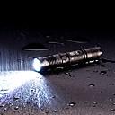 baratos Luzes & Lanternas de Acampamento-Nitecore P12GT Lanternas LED LED CREE® XP-L HI V3 1 Emissores 1000 lm 7 Modo Iluminação Tático Impermeável Resistente ao Impacto Campismo / Escursão / Espeleologismo Uso Diário Polícia / Militar Preto