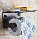 preiswerte Toilettenpapierhalter-Papierhalter Modern Aluminium 1 Stück - Hotelbad
