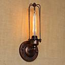 olcso Fali rögzítők-Egyszerű / Vintage / Retro Fali lámpák Fém falikar 110-120 V / 220-240 V 40 W / E26 / E27