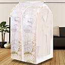 cheap Other Housing Organization-Textile Plastic Oval Anti-Dust Home Organization, 1pc Closet Organizers Storage Units