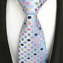 זול אביזרים לגברים-עניבת צווארון - פסים, פוליאסטר פסים בגדי ריקוד גברים