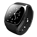billige Smartklokker-smartwatch m26 bluetooth smart klokke med led alitmeter musicplayer pedometer ios android smarttelefon
