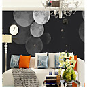 cheap Wall Murals-Mural Canvas Wall Covering - Adhesive required 3D / Special Design / Geometry
