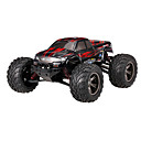 cheap RC Cars-RC Car S911 4CH 2.4G Buggy (Off-road) / Monster Truck Bigfoot / Off Road Car 1:12 Brush Electric 40 km/h Remote Control / RC / Rechargeable / Electric