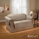 preiswerte Schonbezüge-Moderne Polyester Sofabezug, Anti-Flecken Behandelt Langlebig Anti-milben Plaid/Karomuster Überzüge