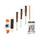ieftine Set Unelte-7 în 1 unelte de reparare telefon mobil unelte de spudger de deschidere instrument șurubelniță set pentru iphone ipad samsung unelte de
