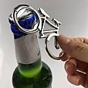 tanie Akcesoria barmańskie-rowerowy otwieracz do butelek na piwo zapakowany brelok na rower ślubny