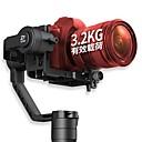 baratos Estabilizador Gimbal 3 Eixos-zhiyun guindaste 2 eixos handheld gimbal camra video gyro stablizer brushless para canon para nikon para câmera digital SLR carga 3200g