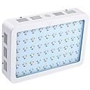 billige LED Økende Lamper-1pc 300 W 3750 lm lm 100 LED perler Mulighet for demping Voksende lysarmatur Multifarget 85-265 V Innendørs / Utendørs / Hjem / kontor
