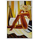 halpa Nude Art-Hang-Painted öljymaalaus Maalattu - Ihmiset Comtemporary Kangas