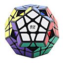 cheap Rubik's Cubes-Rubik's Cube QIHENG 157 Megaminx Smooth Speed Cube Magic Cube Puzzle Cube Gift Unisex