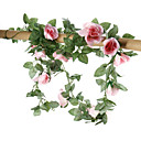 cheap Jewelry Sets-Artificial Flowers 1 Branch Modern Style Roses Tabletop Flower