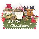 ieftine Obiecte decorative-1 buc Crăciun Ornamente de crăciun, Decoratiuni de vacanta 38X26CM