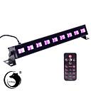 olcso Tánc kiegészítők-U'King 27W 9 LED LED reflektorok UV fény (blacklight) AC 100-240