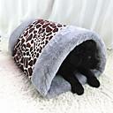 halpa Koiran Sängyt ja peitot-Koiran vaatteet Sängyt Leopardi Harmaa Kahvi Leopardi Kissa Koira