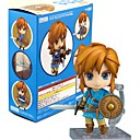 cheap Nintendo Switch Accessories-Anime Action Figures Inspired by The Legend of Zelda Link PVC 10 CM Model Toys Doll Toy