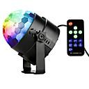 tanie Oświetlenie sceniczne-U'King Oświetlenie LED sceniczne Aktywowana Dźwiękiem / Automatyczny / Pilot zdalnego sterowania na Obuwie turystyczne / Impreza / Scena Profesjonalny / a