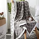 baratos Cobertores e Mantas-Sofá Jogue, Checkered Poliéster Confortável cobertores